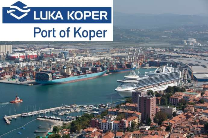 Luka Koper Reports Higher Revenue Despite Economic Slowdown