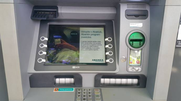 How to Use ATM in Slovenia