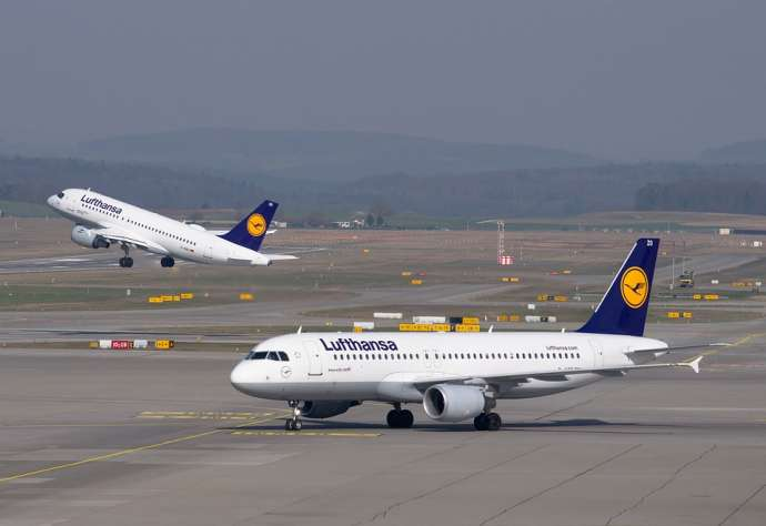 "Lufthansa Says ""Nein"" to Launching New Slovene National Carrier"