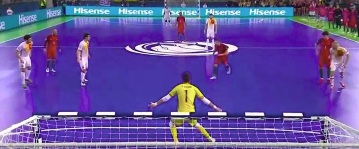 Futsal Euro 2018 Portugal Beat Spain 3 2 Russia Take Third Place Videos