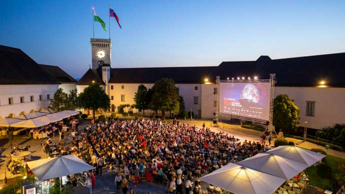 Summer Open-Air Cinema Comes to 18 Cities, Towns in Slovenia