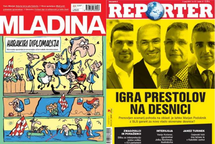 What Mladina & Reporter Are Saying This Week: Slovenia's EU Commissioner vs The Next General Election