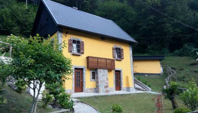 Property of the Week: A Small Alpine Cottage in the Country