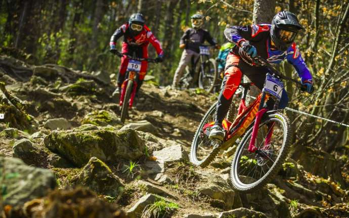 Bruni and Seagrave Win, as World Cup Mountain Biking Returns to Pohorje