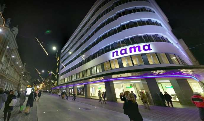 Takeover Bid Launched for Ljubljana's Nama Department Store