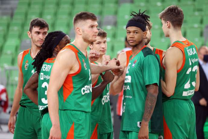 Basketball: Unbelievable Buzzer Beater as Olimpija Overcome Borac (Video)