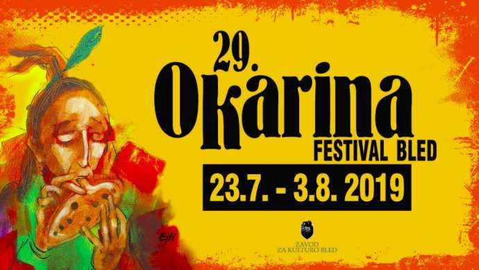 Okarina Jazz & World Music Festival Opens on Lake Bled, Closes 3 August (Videos)