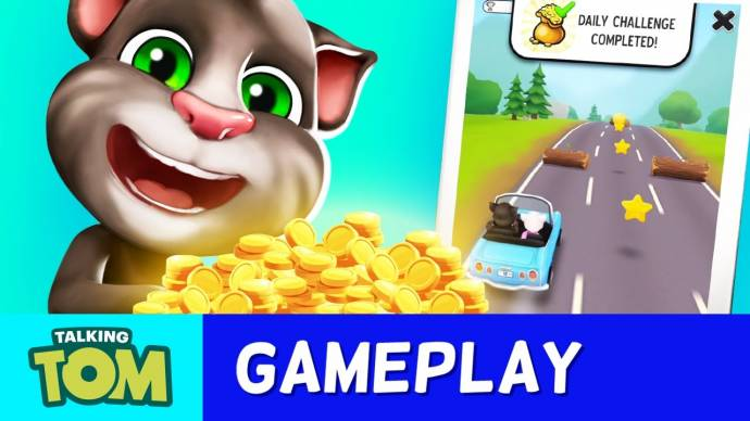 Talking Tom hit the jackpot