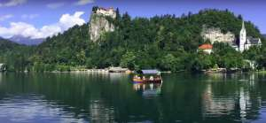 Lake Bled is waiting...