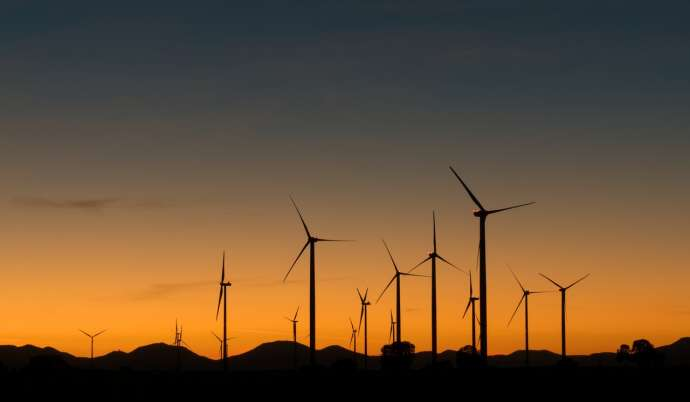 National Zoning Plans for 8 Wind Farms Drafted