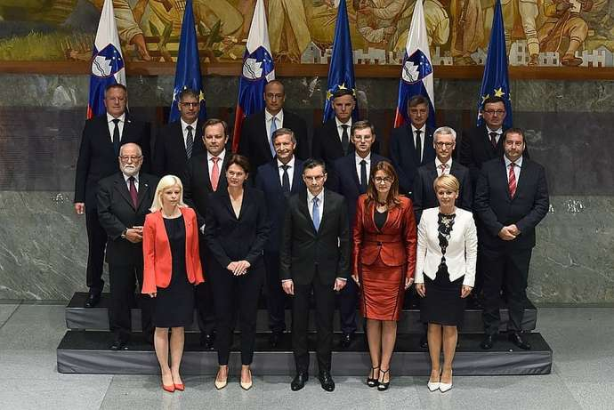 The 13th Government of the Republic of Slovenia