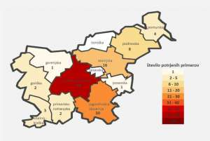 Where Are the People with COVID-19 in Slovenia, and How Old Are They?