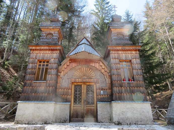 Saturday's Russian Chapel Ceremony Will Focus on Post-WWI Period