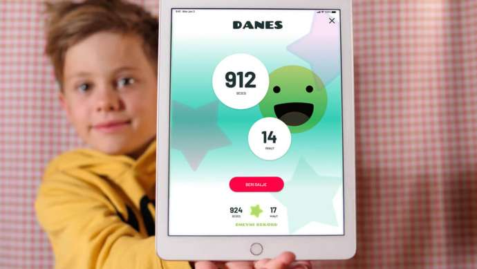 KOBI – the Made in Slovenia App to Help Children with Reading Difficulties, in All Western Languages