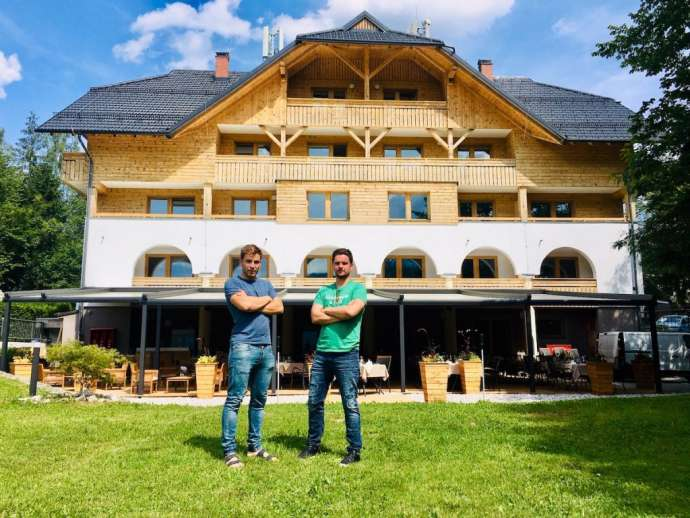 First of Crypto Millionaire's Four Hotels in Bohinj Now Open