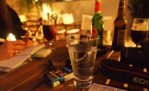 Coffee, Cigarettes & Alcohol: Slovenia's Place in the World