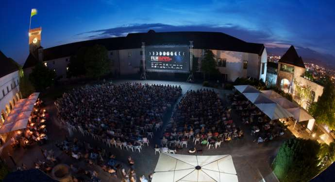 Watch Films Under the Stars at Ljubljana Castle, 11 July to 3 Aug 2019 (Trailers)