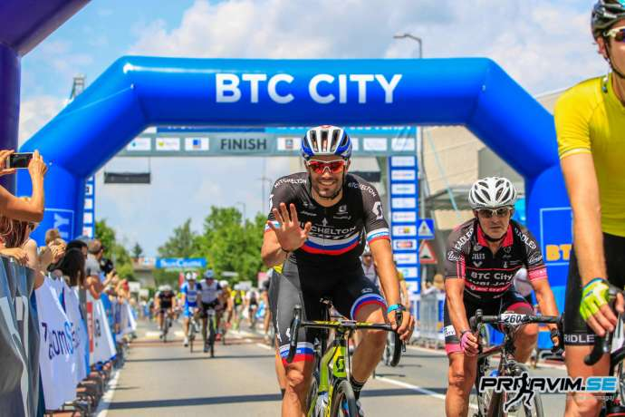 The Marathon Franja BTC City is a Weekend for All Cyclists, 7–9 June, 2019