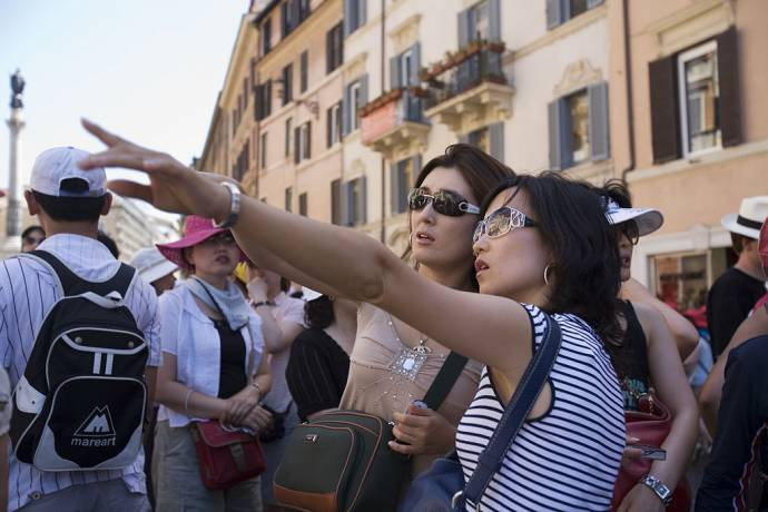 Recent Trends in Tourists from East Asia