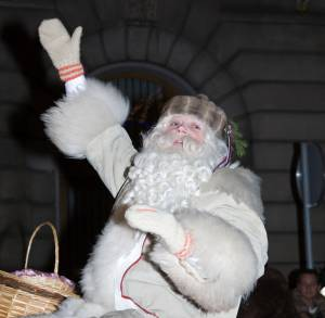 Three Santas in Slovenia – It's Good to Be a Slovenian Child at Christmas!