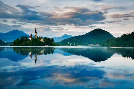 Bled Reflection