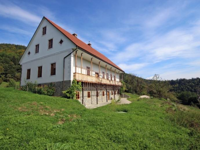 Property of the Week: 19th Century Estate near the Austrian Border