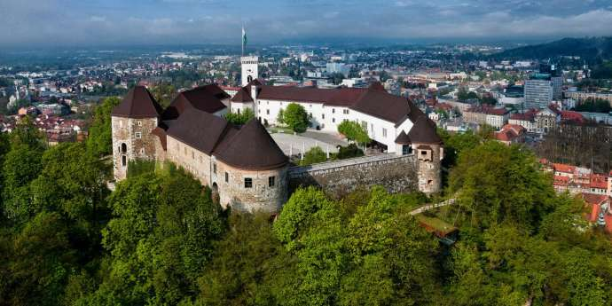 Ljubljana Castle Saw 1.3 Million Visitors in 2018