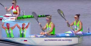 Canoe Sprint: Slovenia Adds Women's 500m Bronze to Collection (Video)