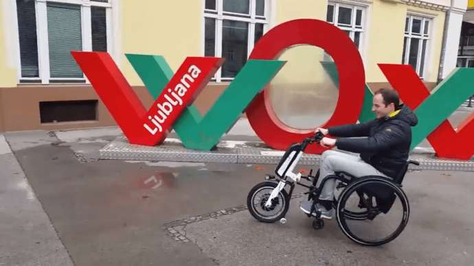 Ljubljana Noted for Improved Accessibility