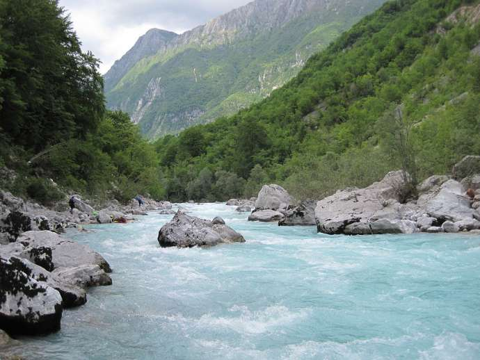 Numerous Tourist Accidents in Soča Valley this Week
