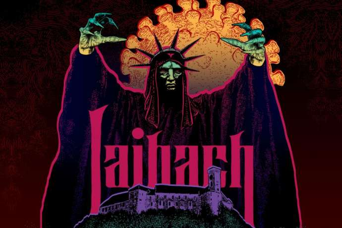 Laibach Marks 40th Anniversary with Sold-Out Concerts at Ljubljana Castle (Videos)