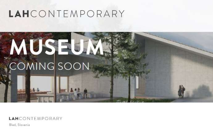 The website of the museum