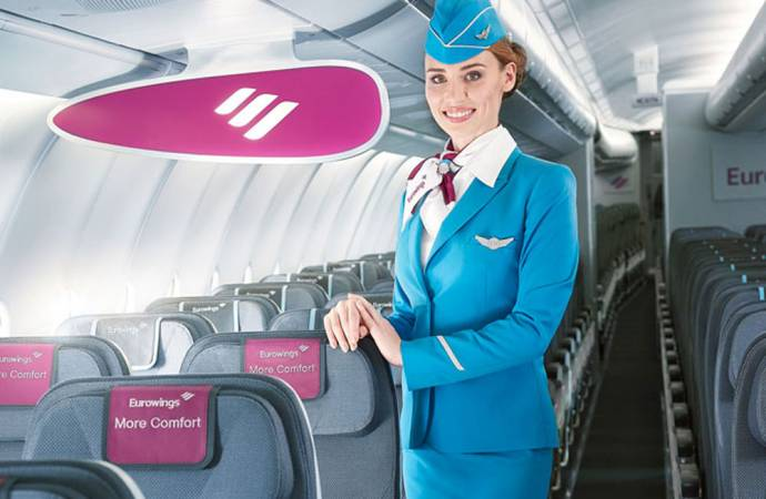 Eurowings Tipped to Connect Ljubljana and Dusseldorf, Plus a List of Adria's New Flights for 2018