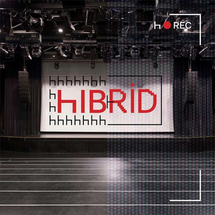 The image used to promote the hybrid/hibrid events