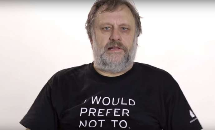 Slavoj Žižek is unimpressed