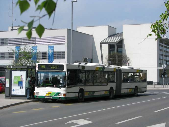 Universal Integrated Public Transport Begins in Slovenia