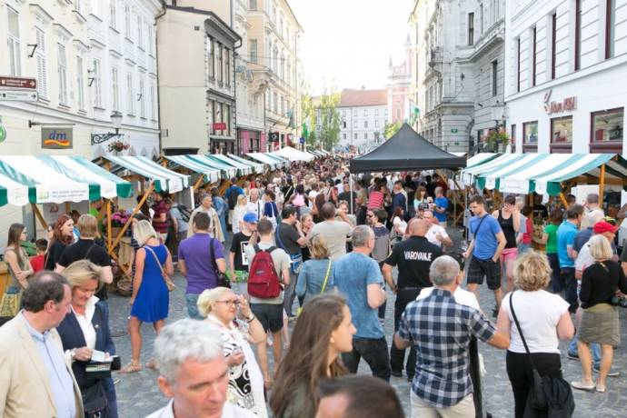 Don't Miss: Ljubljana Wine Route This Saturday