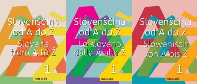 Slovene from A to Ž, by Rada Lečič: The Best Slovenian Textbook I've Seen