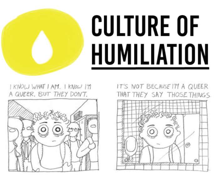 How the Culture of Humiliation Aims to Helped Bullied LGBTIQ+ Youth in Slovenia