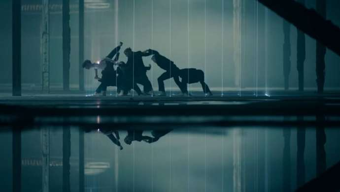 BTS Swap K-pop for Art Featuring Slovenian MN Dance Company (Video)