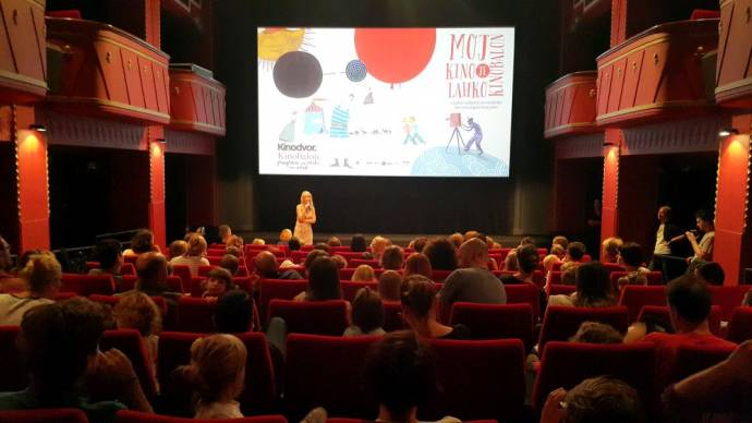 Kinobalon: Cinema for Even the Youngest Children